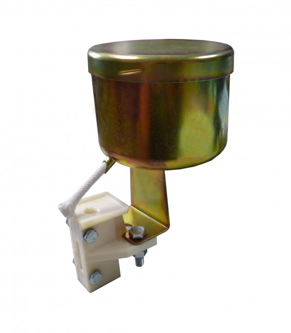 """Guide Shoe Arnitel (Wulkollan) for Counterweight rigid cable """"Riostra"""" with lubricator"""