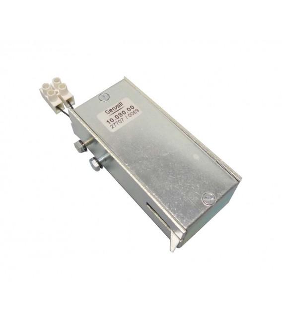 Remote control interlocking device