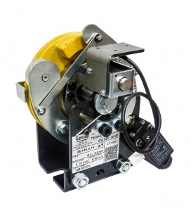 Overspeed governor GV120 for installation in machine room and shaft (MRL lifts)