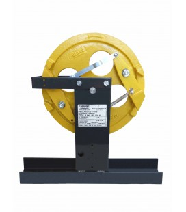 Overspeed governors with narrow base and rope protection 83/84