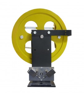 Overspeed governors with remote reset of safety switch 400/402