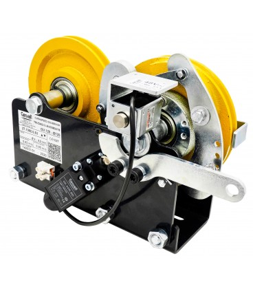 Overspeed governor GV120 for installation in framework