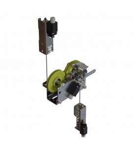 Set of vertical Tensioners for overspeed Governors GV120