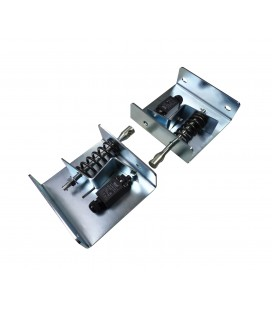 Horizontal Tensioners for Overspeed Governors boarding in the cabin